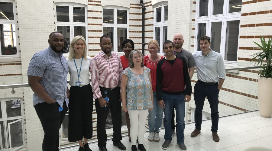oxford brookes and ICHP staff